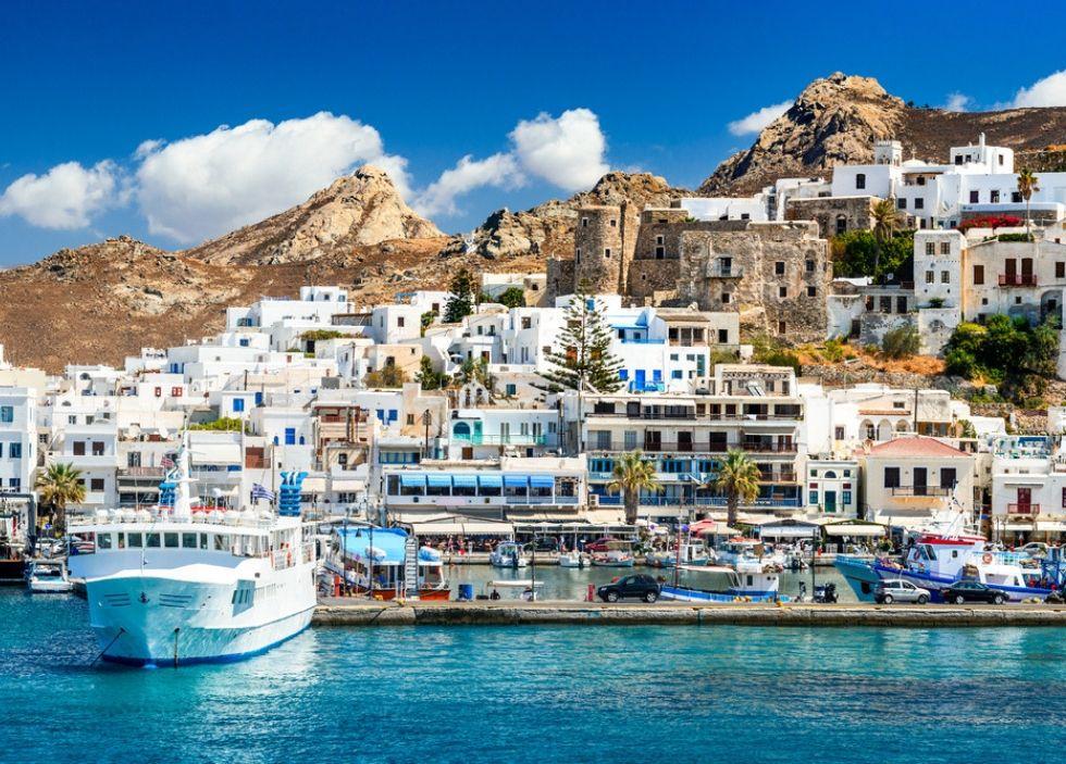 Νάξος: 7 λόγοι να την επιλέξετε για τις διακοπές σας! - FAST FERRIES