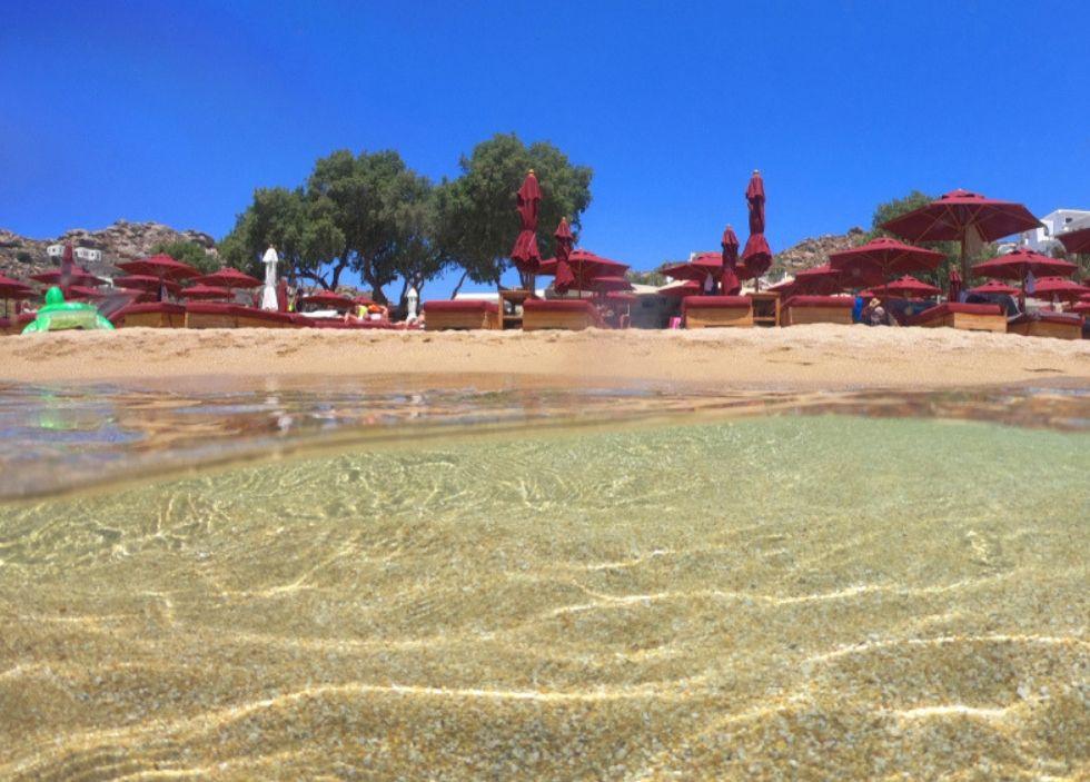 μύκονος παραλίες